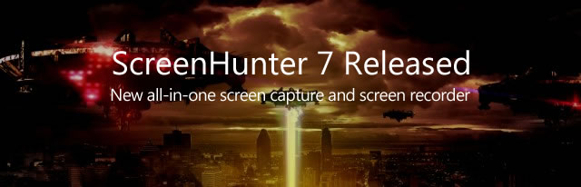 ScreenHunter 7 Released